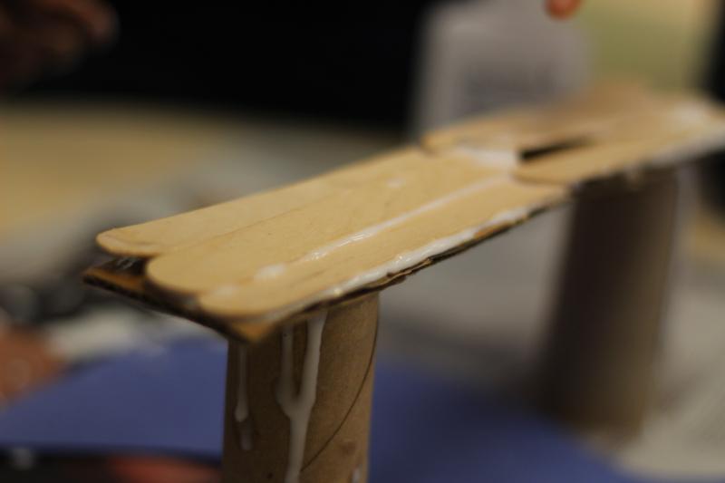 2nd Grade Model Bridges 31