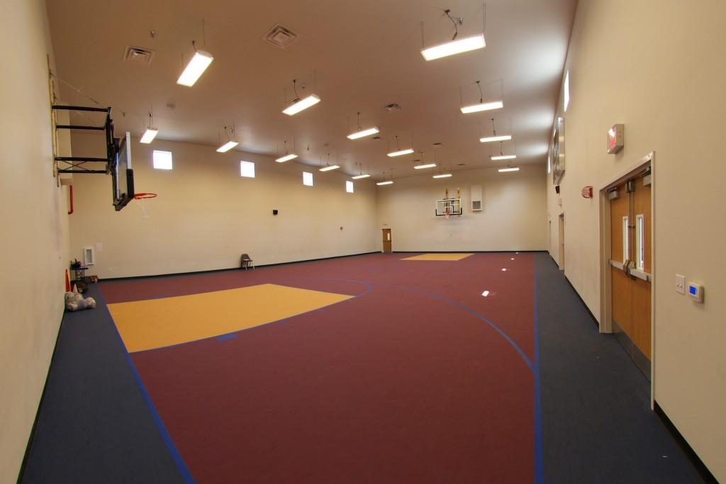 Gymnasium Rental Cedar Hill Prep