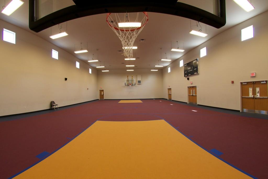 Gymnasium Rental Cedar Hill Prep School