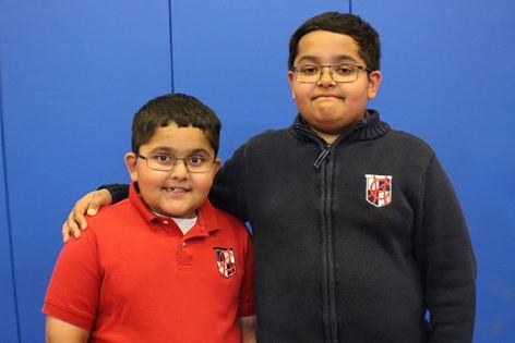 Armaan and Arjun Agrawal