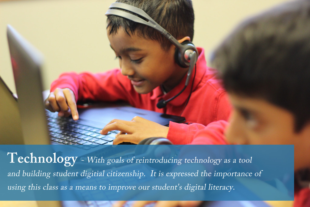 Technology at CHP