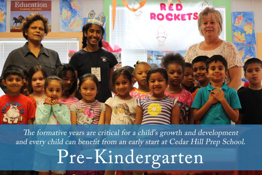 Pre-Kindergarten Curriculum