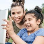 Cedar Hill Prep kids nuture digital habits