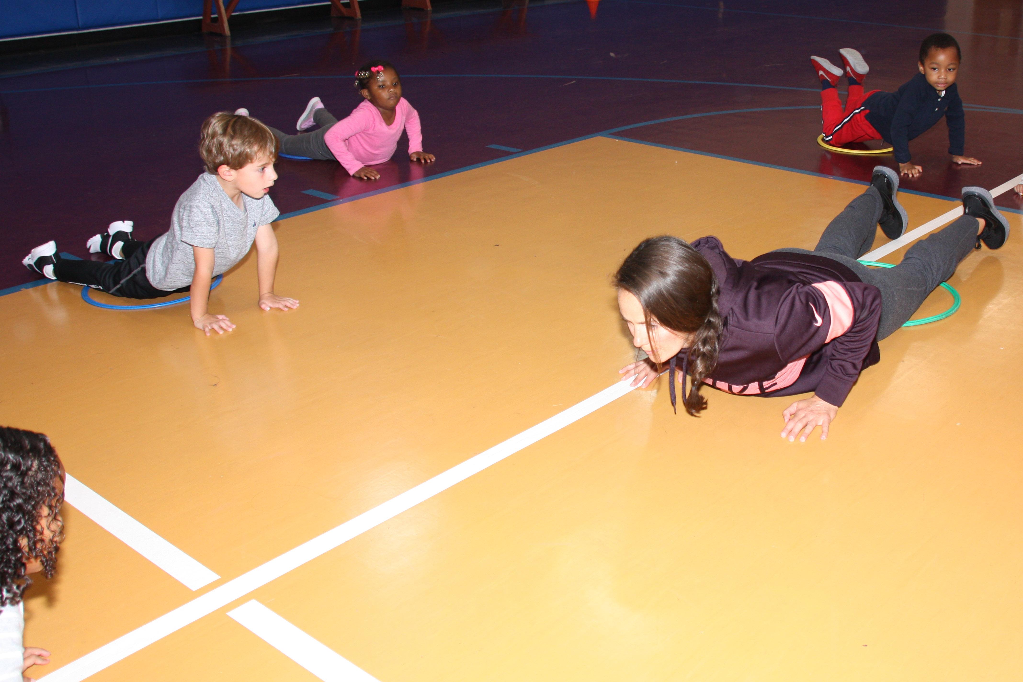 Cedar Hill Prep Physical Education Preschool