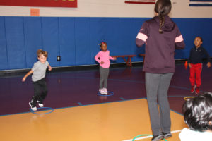 Cedar Hill Prep Physical Education Preschool