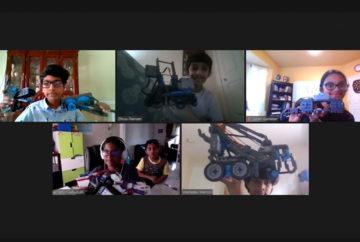 CHP VEX IQ SUMMER CAMP 2020
