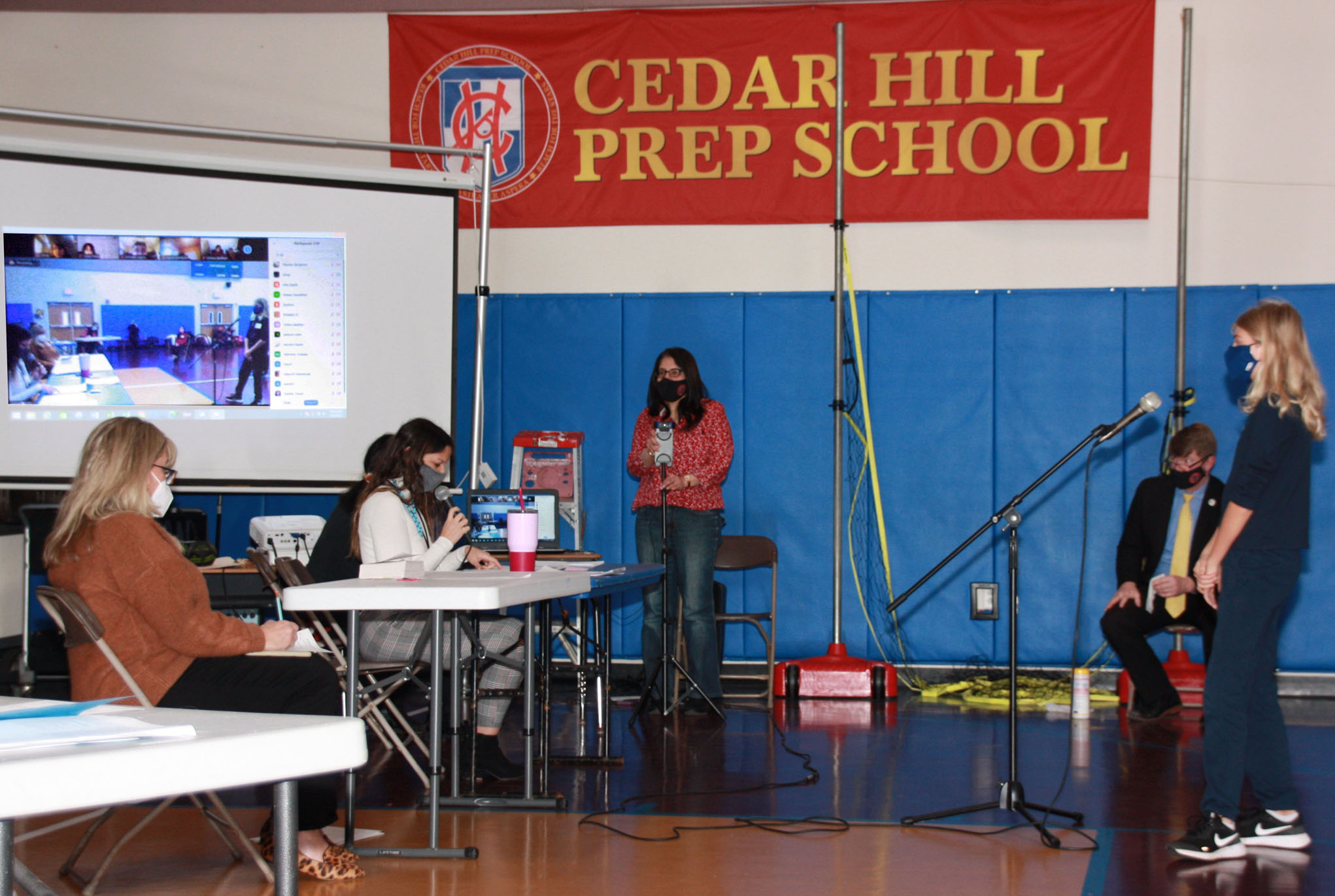 CHP Spelling Bee