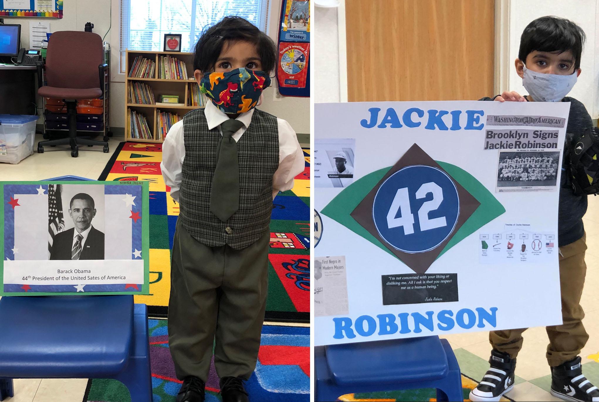 Preschool Black History Month
