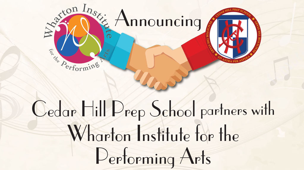 CHP Partners with Wharton Institute for Performing Arts