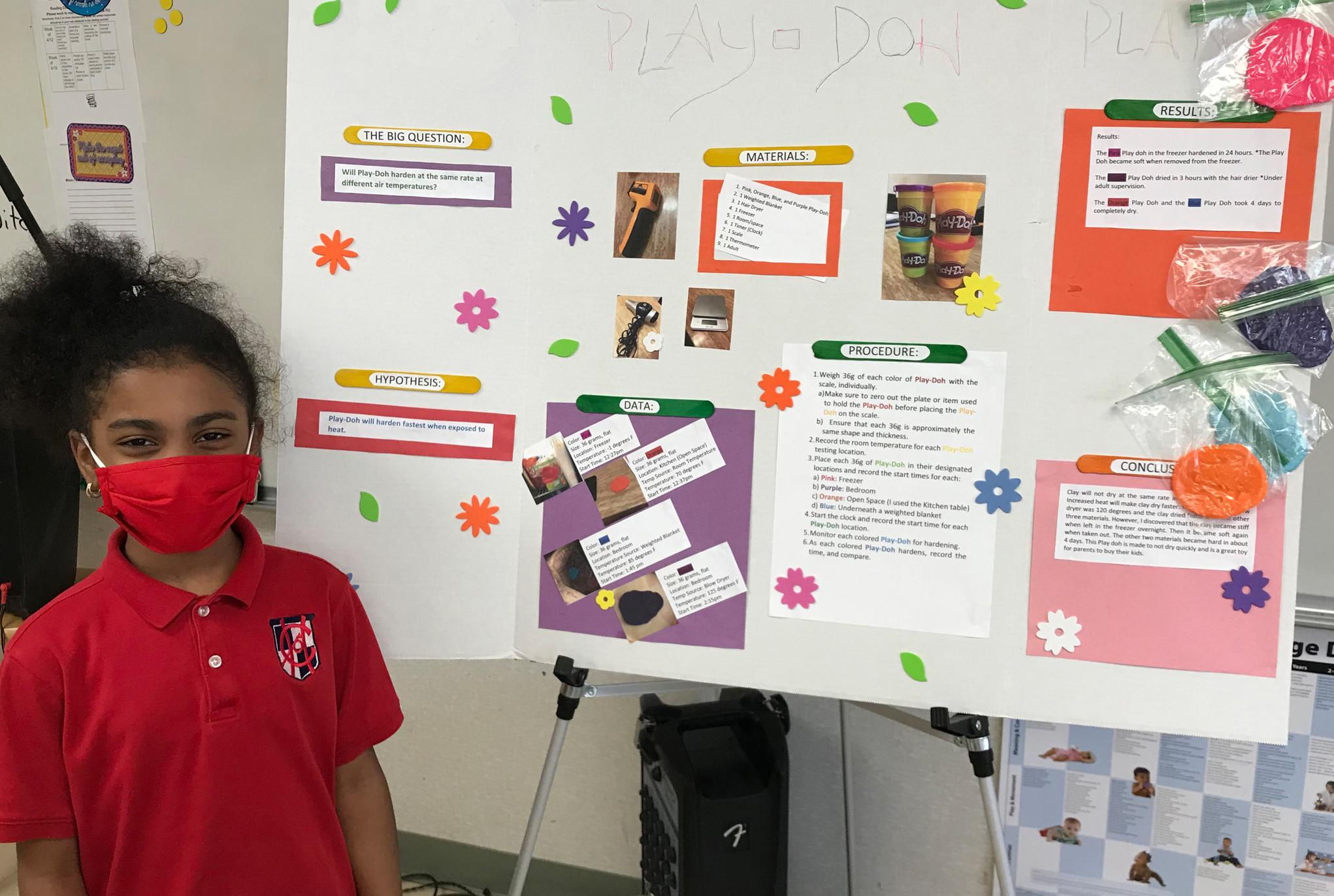 Grade 2 science fair