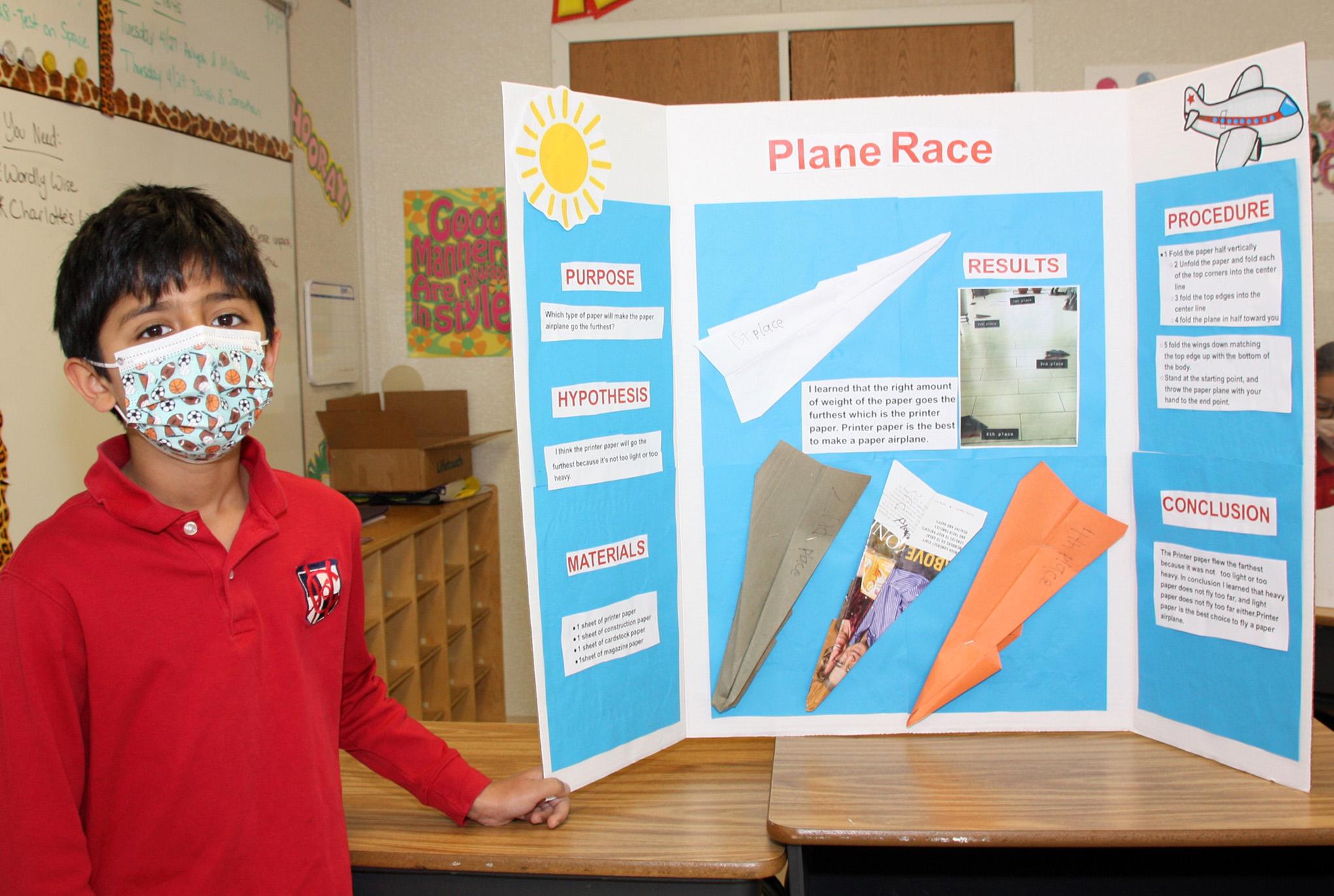 Grade 3 Science Fair