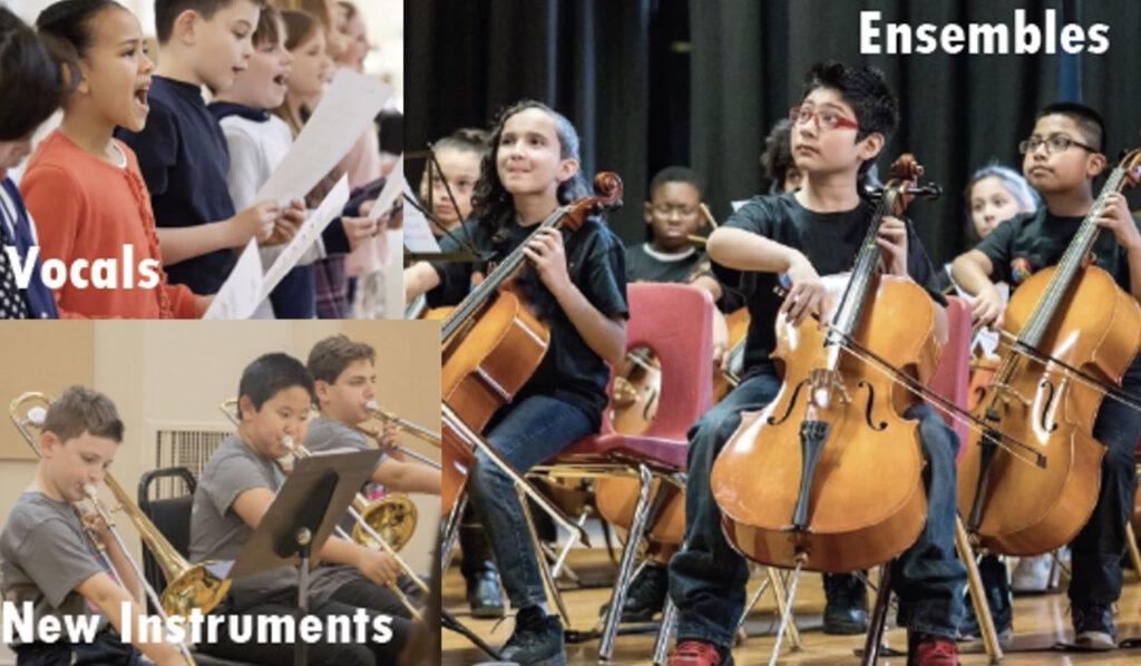 Cedar Hill Pre School Music