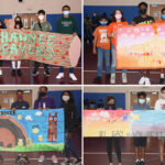 House System annual Banner, Song & Cheer contest