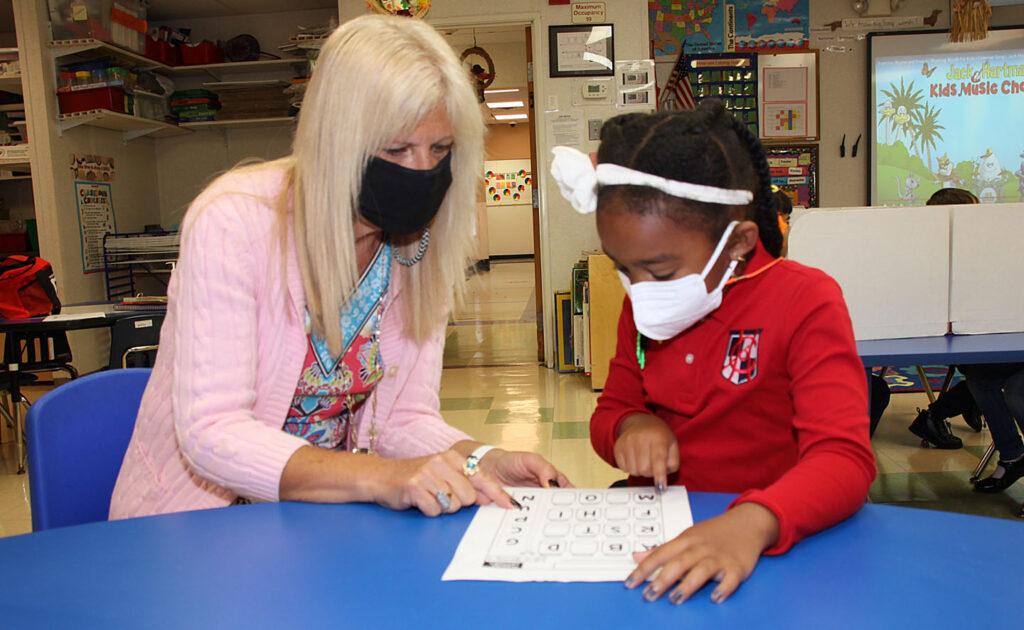 Cedar Hill Prep Kindergarten